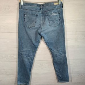 Ag Adriano Goldschmied Jeans - AG Adriano Goldschmied 30 Legging Ankle Skinny